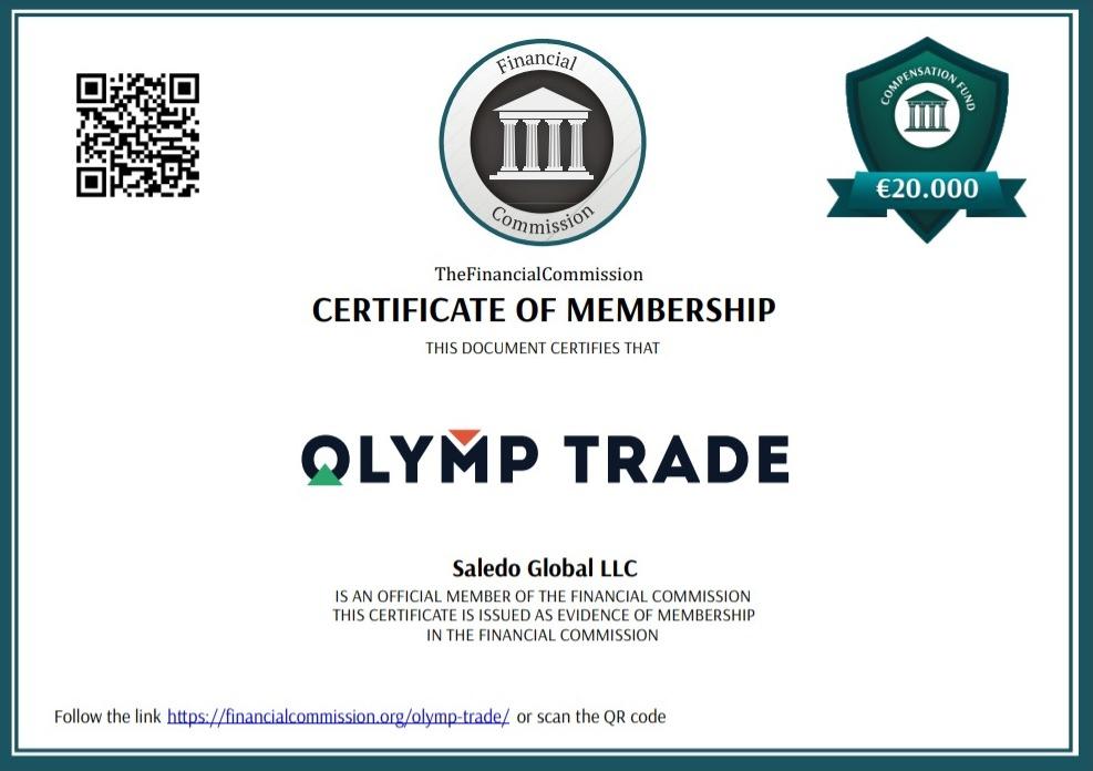 olymp trade regulation finacom