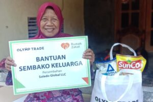Indonesia Lending a Helping Hand to South Kalimantan Olymp Trade