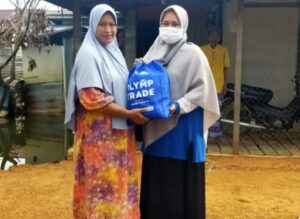 Indonesia Charity of Olymp Trade