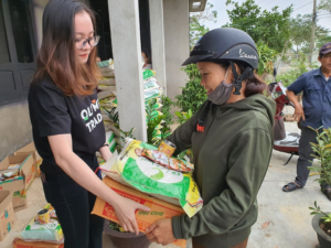 Vietnam Emergency Aid for Flood Victims Olymp Trade